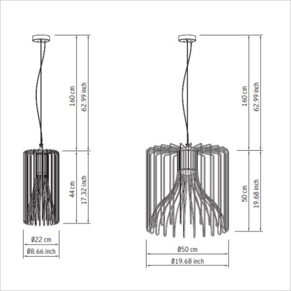 boheme light exklusive und au ergew hnliche lampen icaro h ngelampe. Black Bedroom Furniture Sets. Home Design Ideas